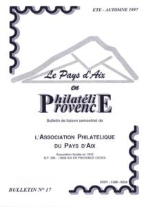 Bulletin 17 – Juillet 1997