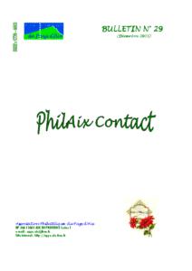 Bulletin 29 – Décembre 2005