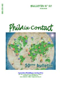Bulletin 50 – Avril 2016