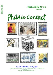 Bulletin 55 – Mai 2019
